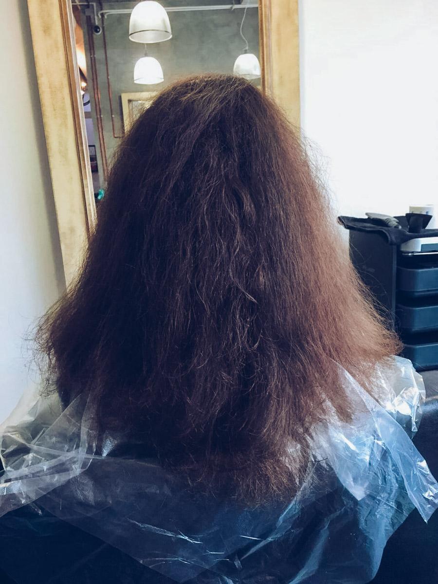 Как сделать волосы прямыми фото