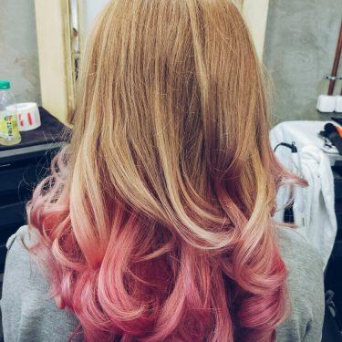 Бледно-розовое омбре. Идеальный вариант для долговременного ношения — топ-мастер Наталья