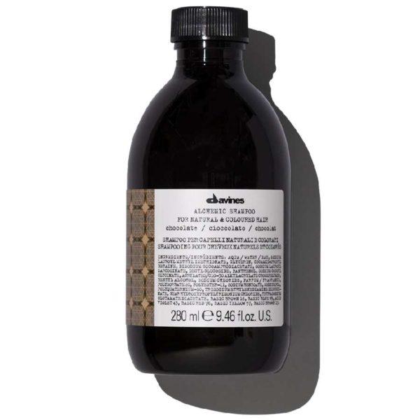 ALCHEMIC Оттеночный шампунь Алхимик, шоколад
