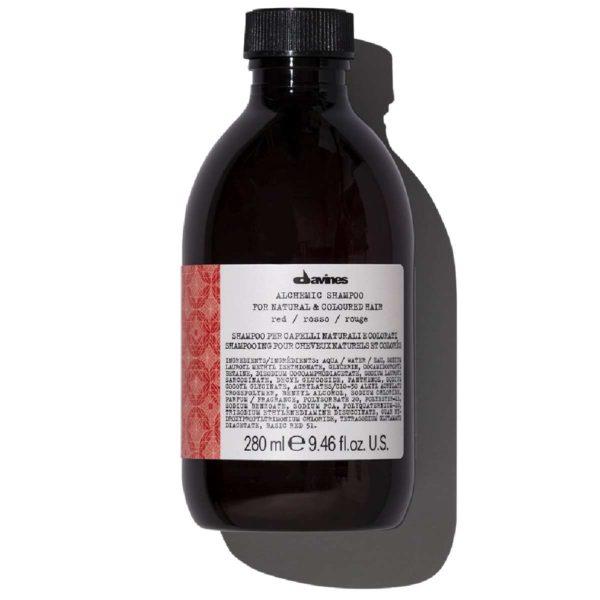 ALCHEMIC Оттеночный шампунь Алхимик, красный