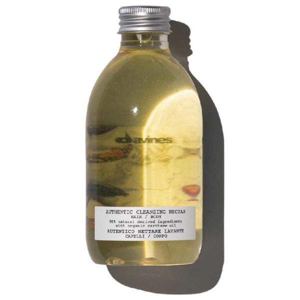 AUTHENTIC Шампунь-гель, очищающий нектар для волос