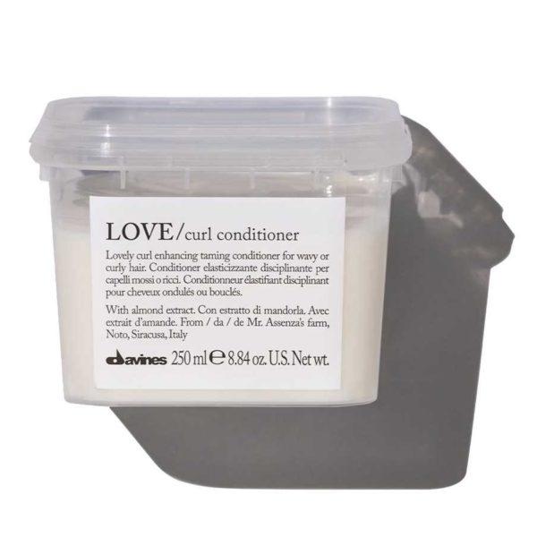 LOVE Conditioner для усиления завитка