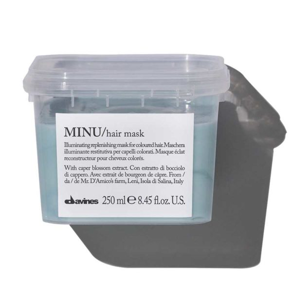 MINU Маска для окрашенных волос
