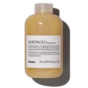 NOUNOU Шампунь для уплотнения волос
