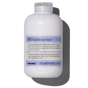 SU Восстанавливающий шампунь для волос и тела