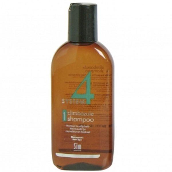 Система 4 Шампунь 1 для нормальных и склонных к жирности волос 100 мл System 4 climbazole shampoo 1