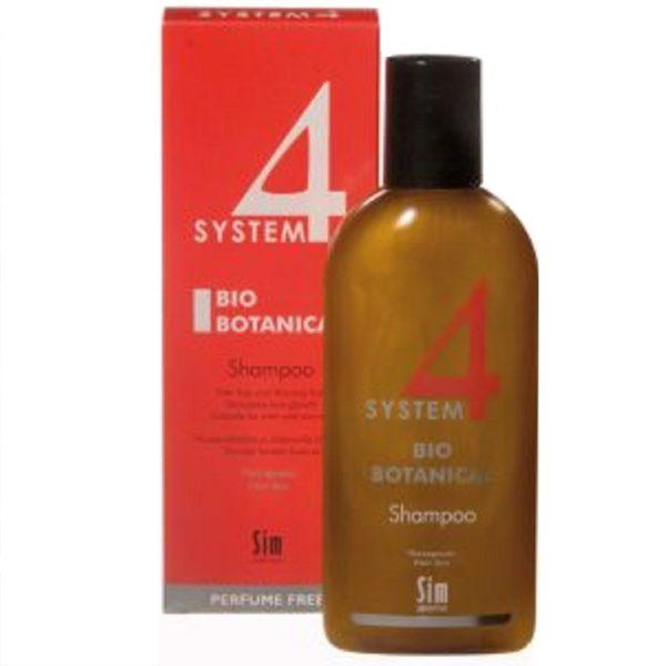 Система 4 Био Ботанический шампунь 215 мл Bio Botanical Shampoo System 4