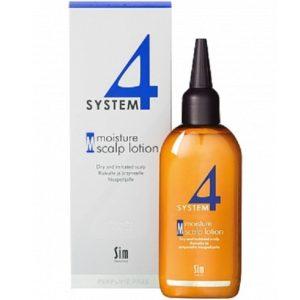 Система 4 Лосьон-М для кожи головы и тела терапевтический увлажняющий 100 мл System 4 Moisture Scalp lotion