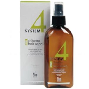 Система 4 Спрей R для восстановления волос с хитозаном 200 мл Chitosan hair repair System 4
