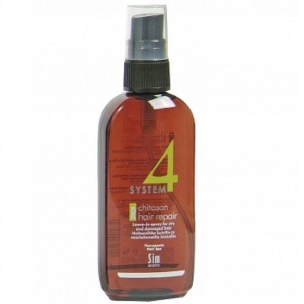 Система 4 Спрей R для восстановления волос с хитозаном 100 мл Chitosan hair repair System 4