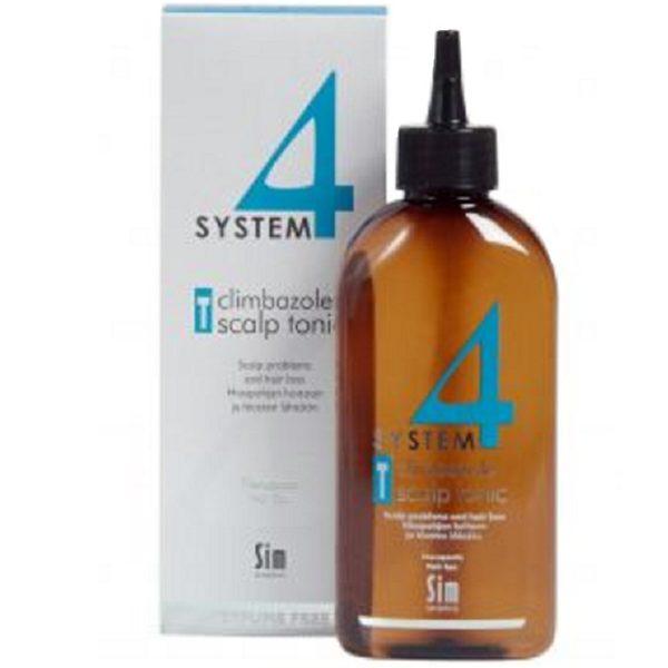 Система 4 Тоник T для питания и укрепления волос 200 мл System 4 climbazole scalp Tonic T