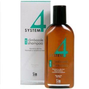 Система 4 Шампунь 1 для нормальных и склонных к жирности волос 215 мл System 4 climbazole shampoo 1