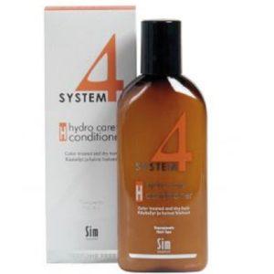 Система 4 Бальзам Н для нормальных, сухих и поврежденных волос 215 мл System 4 Hydro care conditioner H