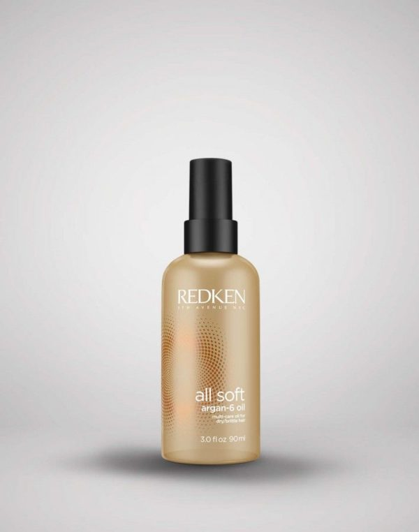 Масло ALL SOFT ARGAN-